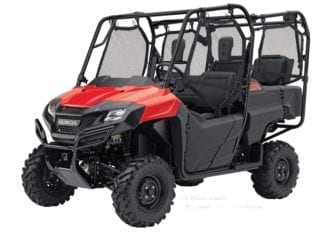 2014 Honda Pioneer 700 4 First look