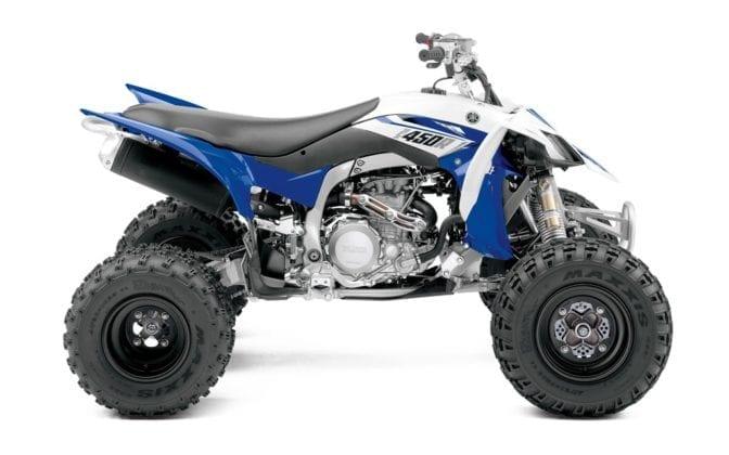 2014 Yamaha YFZ 450R Introduced