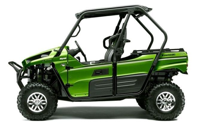 2014 Kawasaki Teryx First look