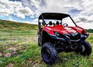 2014 Yamaha Viking 700 Introduced