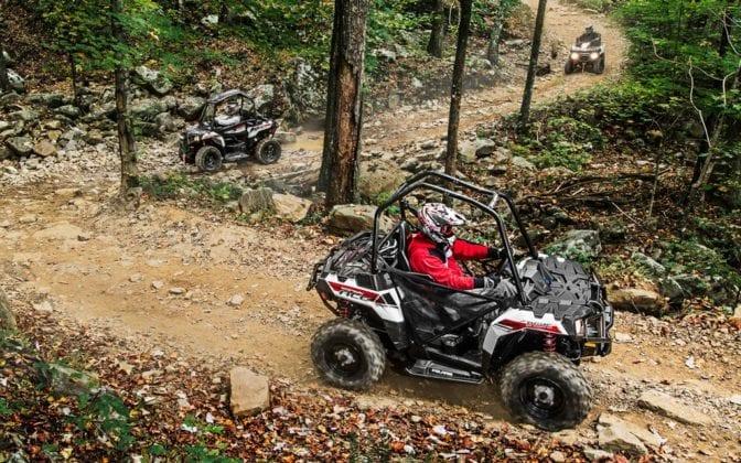 2014 Polaris Sportsman Ace Preview Atv Trail Rider Magazine