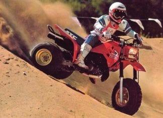 Top Ten Honda ATVs in History
