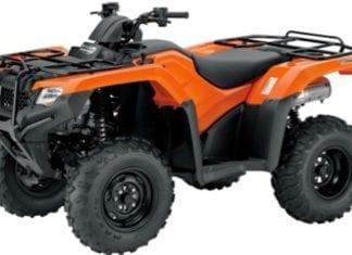 2015 Honda ATV Lineup