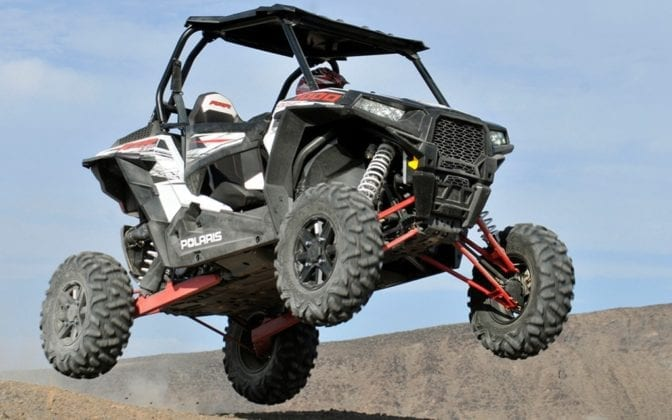 2014 Polaris RZR XP 1000 Review
