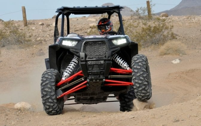 2014 Polaris RZR XP 1000 Review