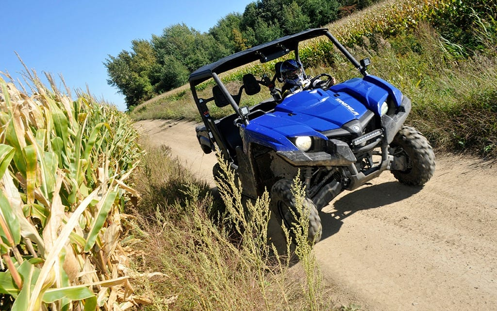 2014 yamaha viking 700 review atv trail rider magazine for Yamaha 700 viking