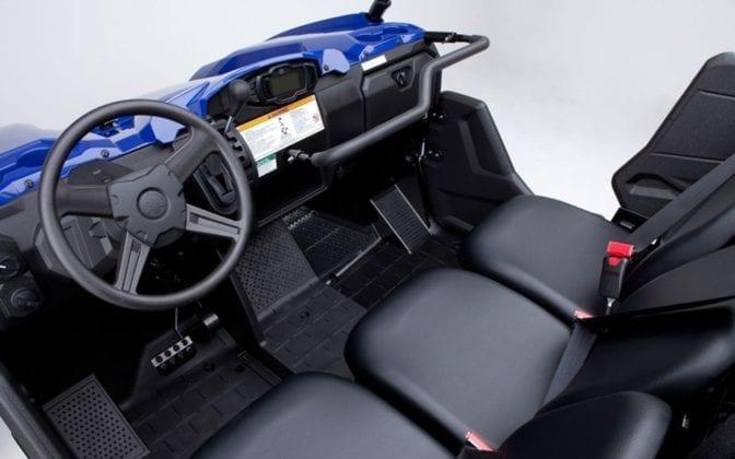 2014 Yamaha Viking 700 Review