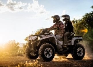 2015 Can-Am Outlander L Lineup