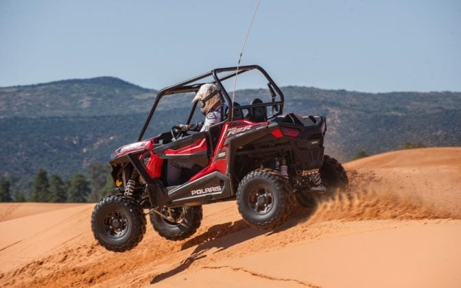 2015 Polaris Off-Road New Models Review