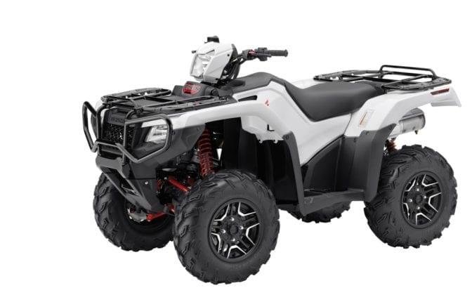 2015 Honda TRX500 Rubicon Lineup Preview