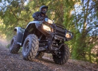 2015 Honda TRX500 Rubicon Lineup Preview