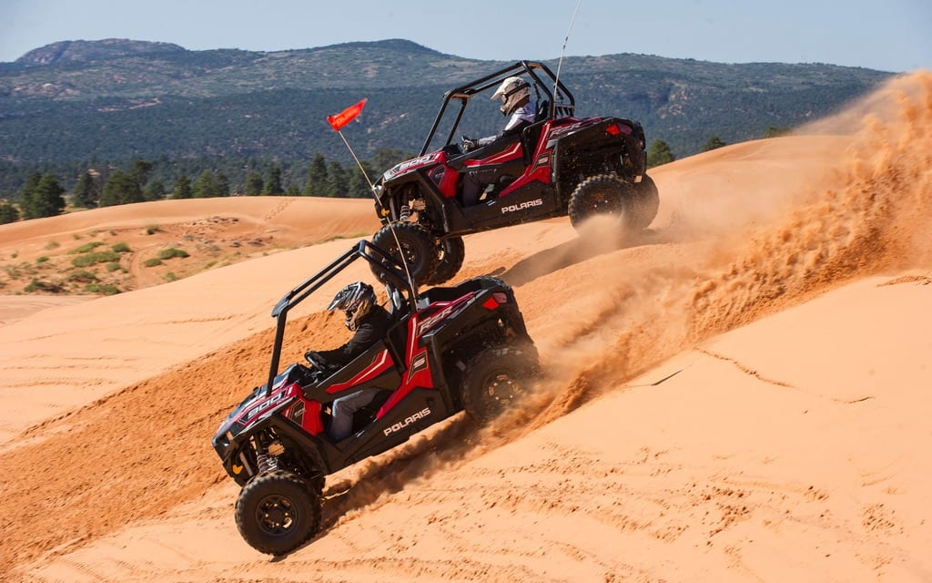2015 Polaris RZR S 900 Review | ATV Trail Rider Magazine