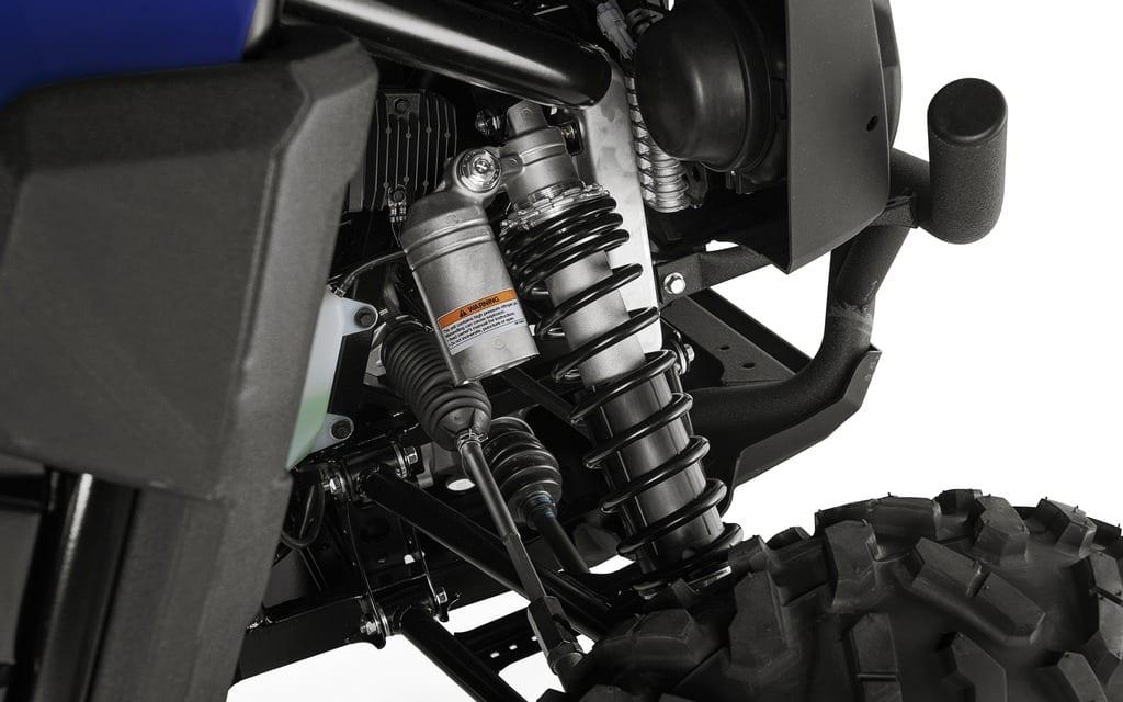 Yamaha Wolverine  Oil Type