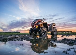 2016 Can-Am Off-Road Lineup Preview