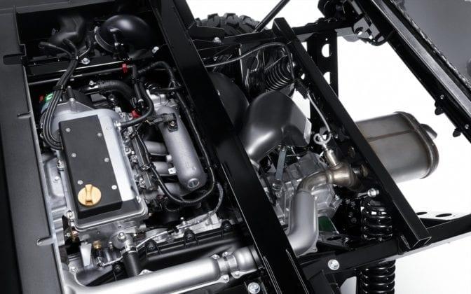 2015 Kawasaki Mule PRO-FXT Preview