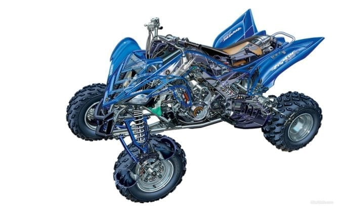2015 Yamaha Raptor 700R Review