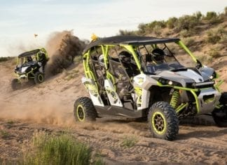 2016 Can-Am Off-Road Lineup First Look