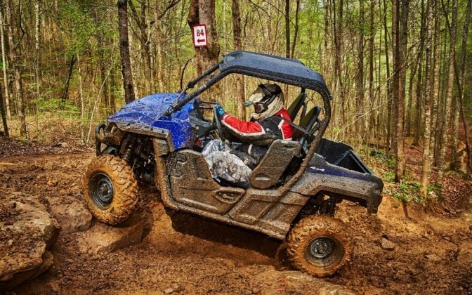 2015 Yamaha Wolverine R-Spec Review