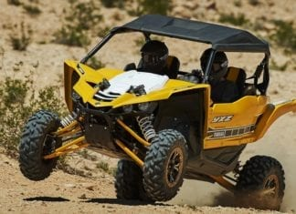 2016 Yamaha YXZ1000R Preview