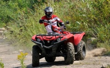 2016 Yamaha Grizzly EPS Review