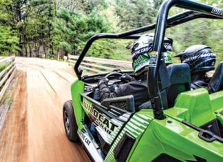 2016 Arctic Cat Off-Road Lineup First Look