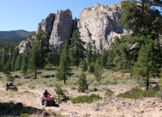 ATV Trails Surrounding Bryce Canyon National Park