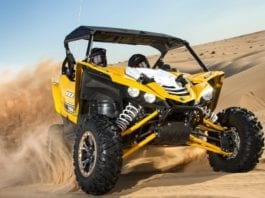 2008 Yamaha Rhino 700 Review | ATV Trail Rider Magazine