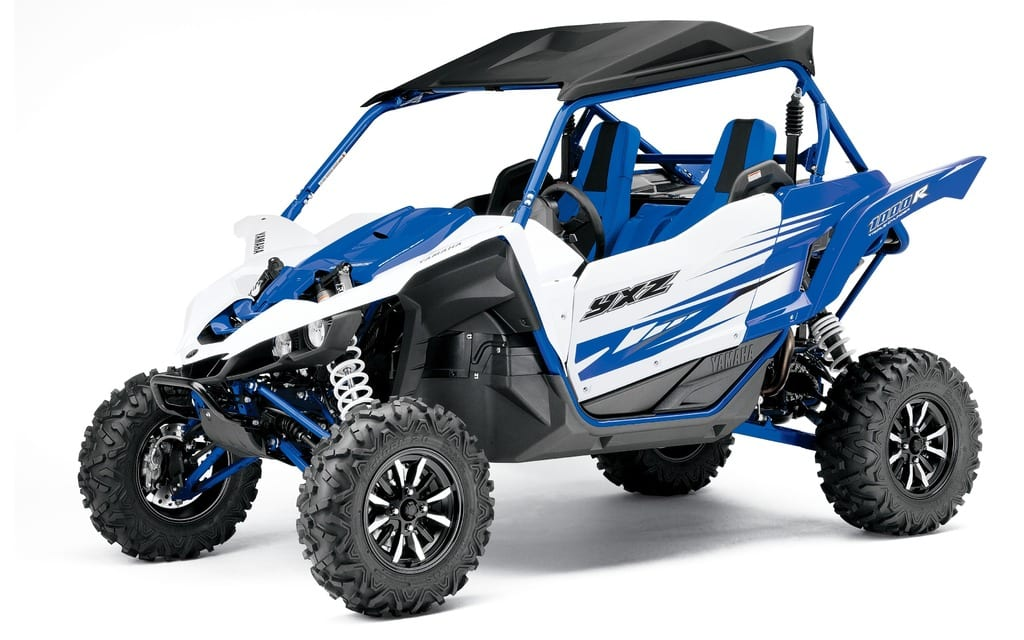 2016 yamaha yxz1000r review atv trail rider magazine