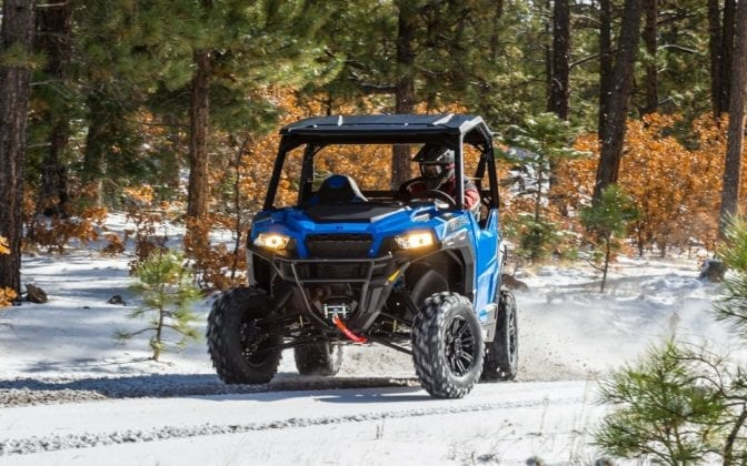 2016 Polaris General 1000 EPS Review
