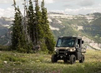 2016 Can-Am Defender Lineup First Look