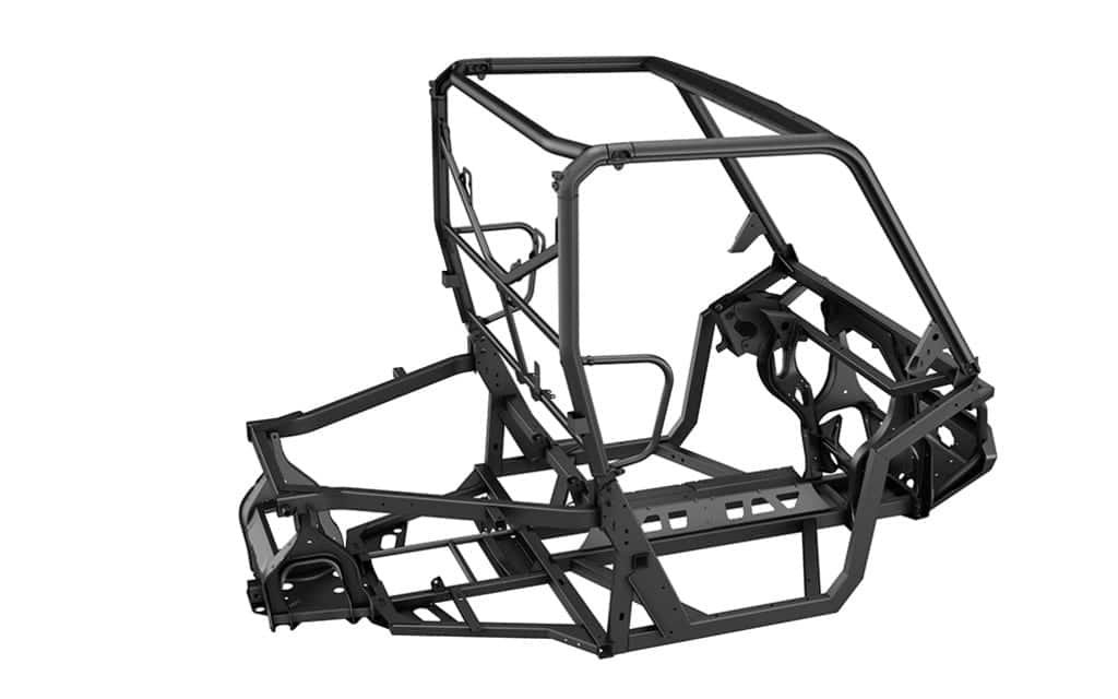 2016 Can Am Defender Lineup First Look Atv Trail Rider