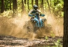 2016 Can-Am Renegade 1000R X mr First look