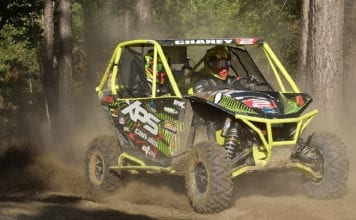Kyle Chaney Wins Camp Coker GNCC