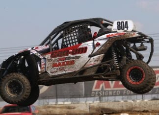 Tim Farr Wins TORC Race In Chicago