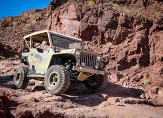 Rugged Radios Willys Jeep Build Project