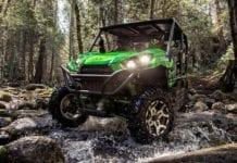 2016 Kawasaki Teryx Lineup Preview