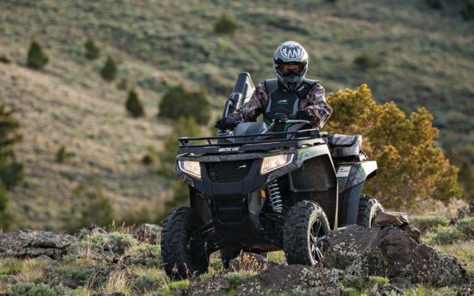 2017 Arctic Cat Off-Road ATV Lineup First look