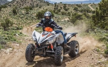 2016 Arctic Cat XC 450 Review