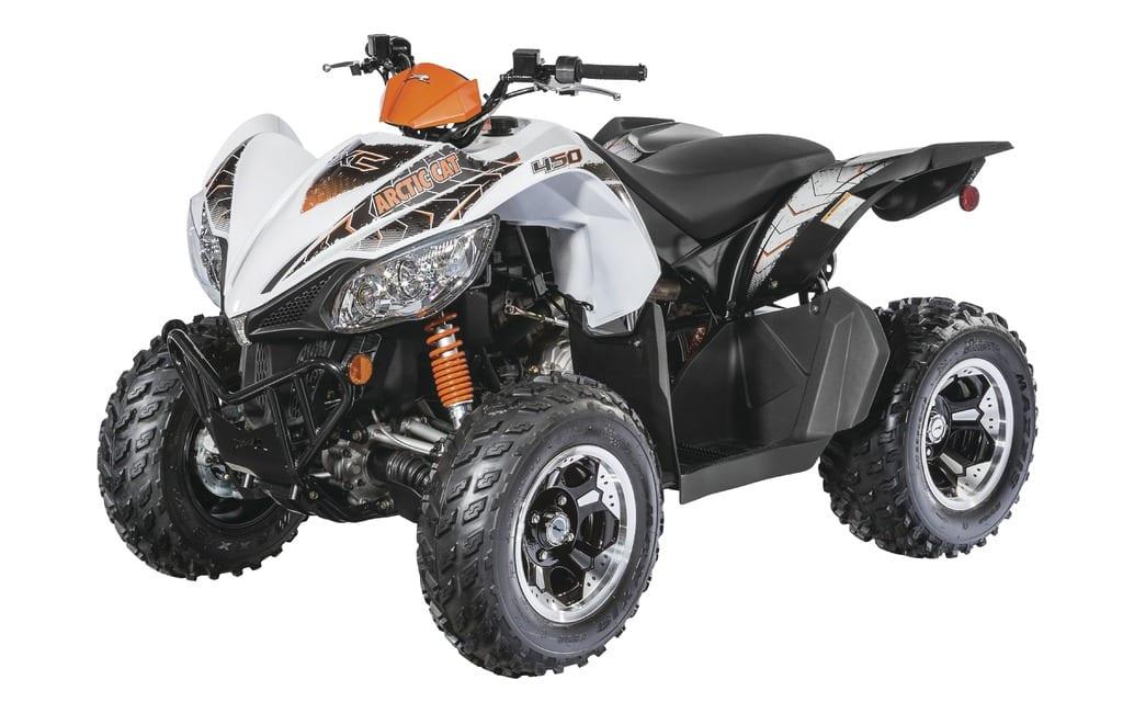 2016 Arctic Cat XC 450 Review | ATV Trail Rider Magazine