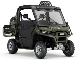 Dragonfire Accessories For the Can-Am Defender Lineup