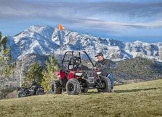 2017 Polaris ACE 150 EFI Introduced