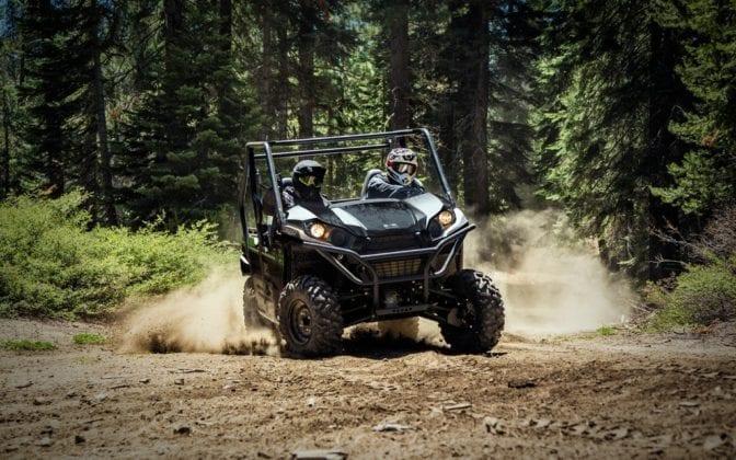 2017 Kawasaki Teryx lineup First Look
