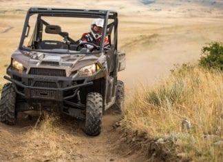 2017 Polaris Ranger Lineup First look