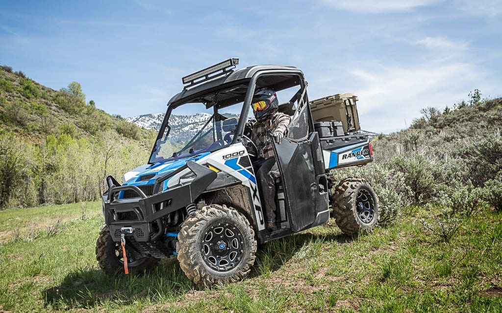 2017 polaris ranger lineup first look atv trail rider magazine. Black Bedroom Furniture Sets. Home Design Ideas