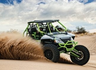 2017 Arctic Cat Wildcat Lineup First Look