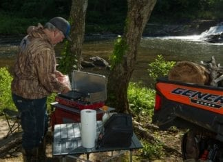Hit The Trail With Camp Chef
