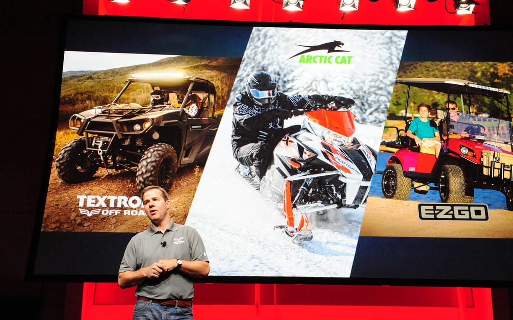Arctic Cat Brand Name Changed To Textron Off Road | ATV