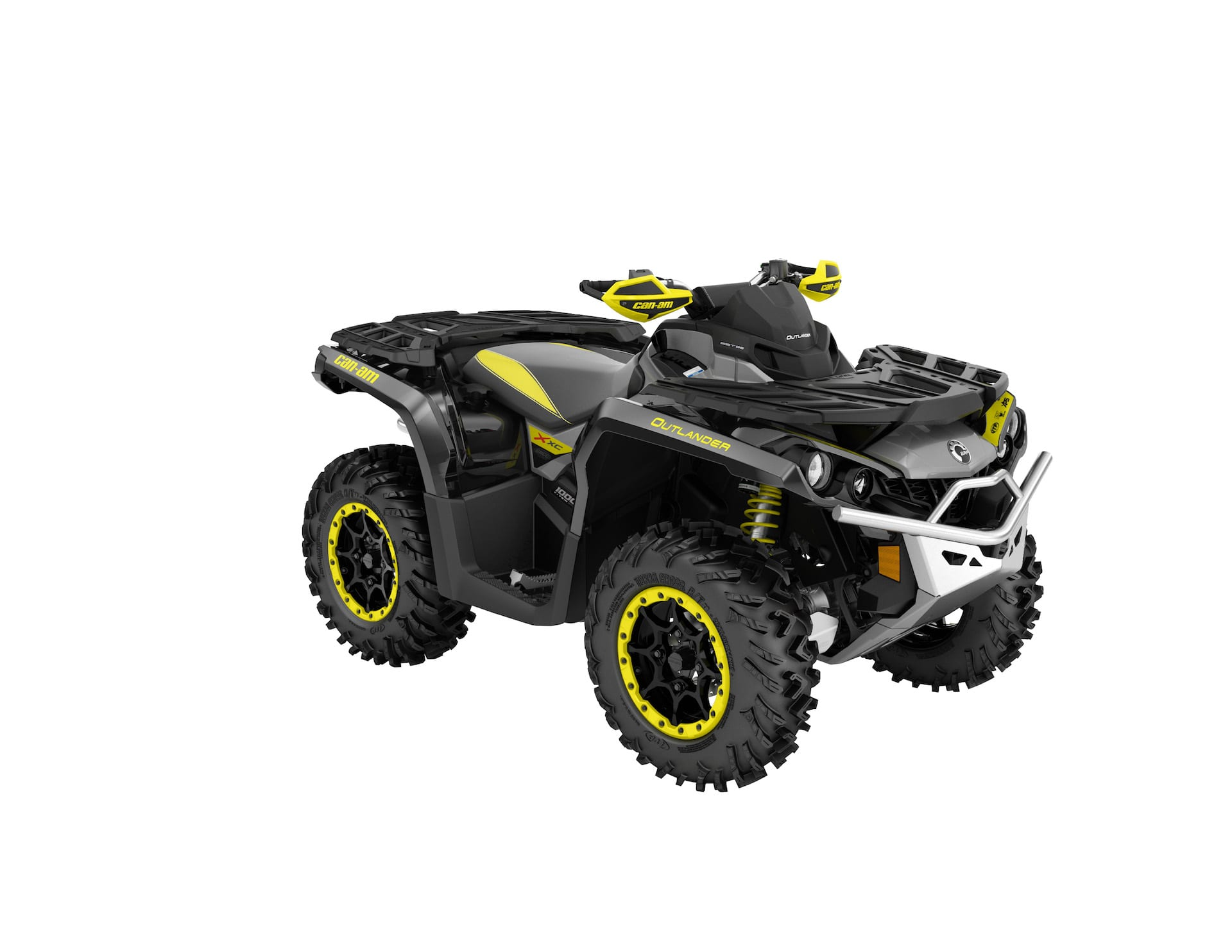 Can Am Outlander Max 2018 >> 2018 Can-Am Off-Road Lineup - What's New At a Glance   ATV Trail Rider Magazine