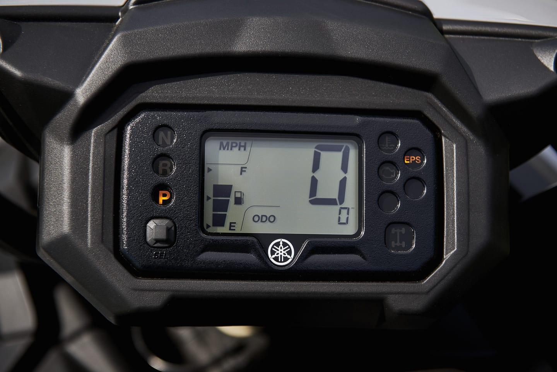 Yamaha Kodiak  Accessories
