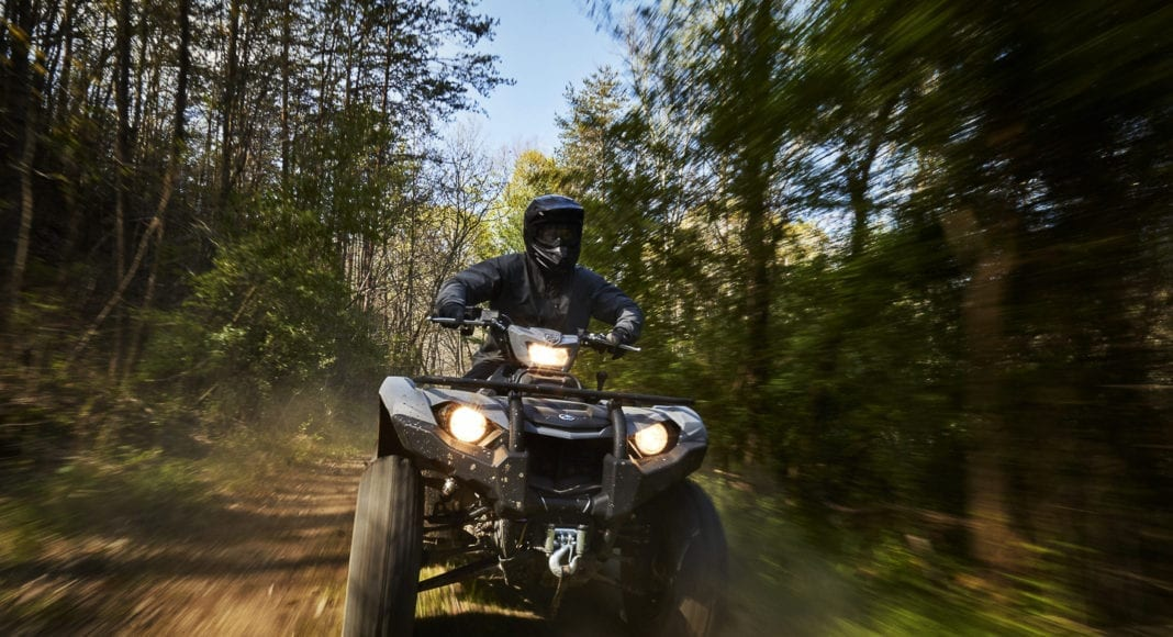 2018 Yamaha Kodiak 450 Introduced